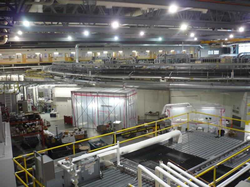 Synchrotron in Saskatoon