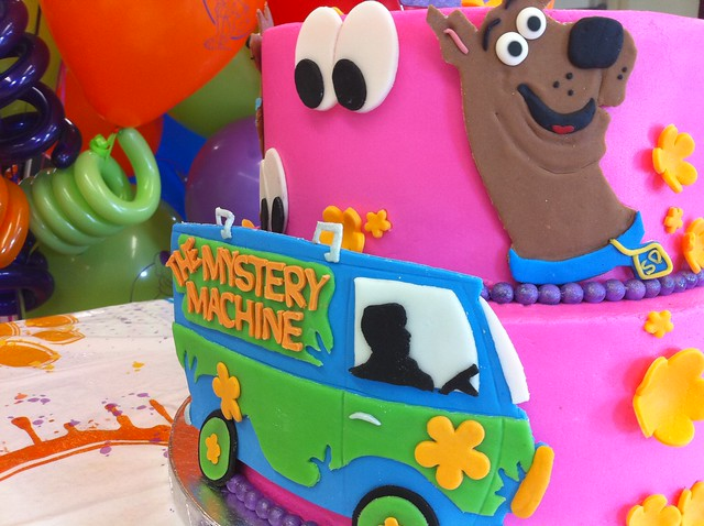 scooby doo cake template - scooby doo cake flickr photo sharing