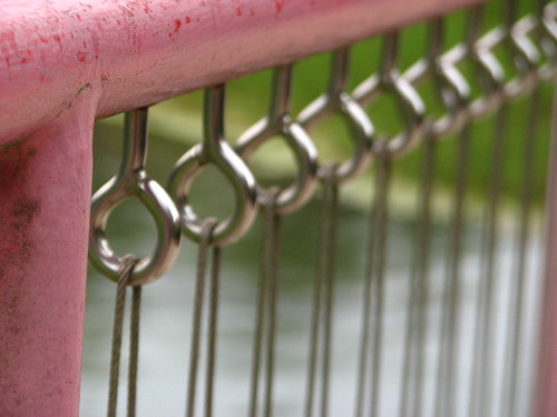 Chain Links 1 by paynehollow