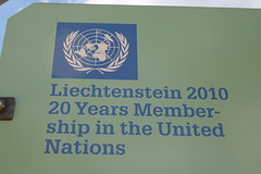 Liechtenstein - UN member for 20 years