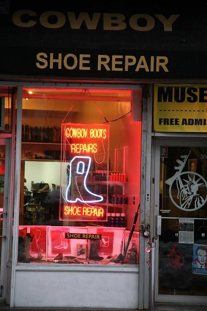 Shoe Repair North Point Hong Kong