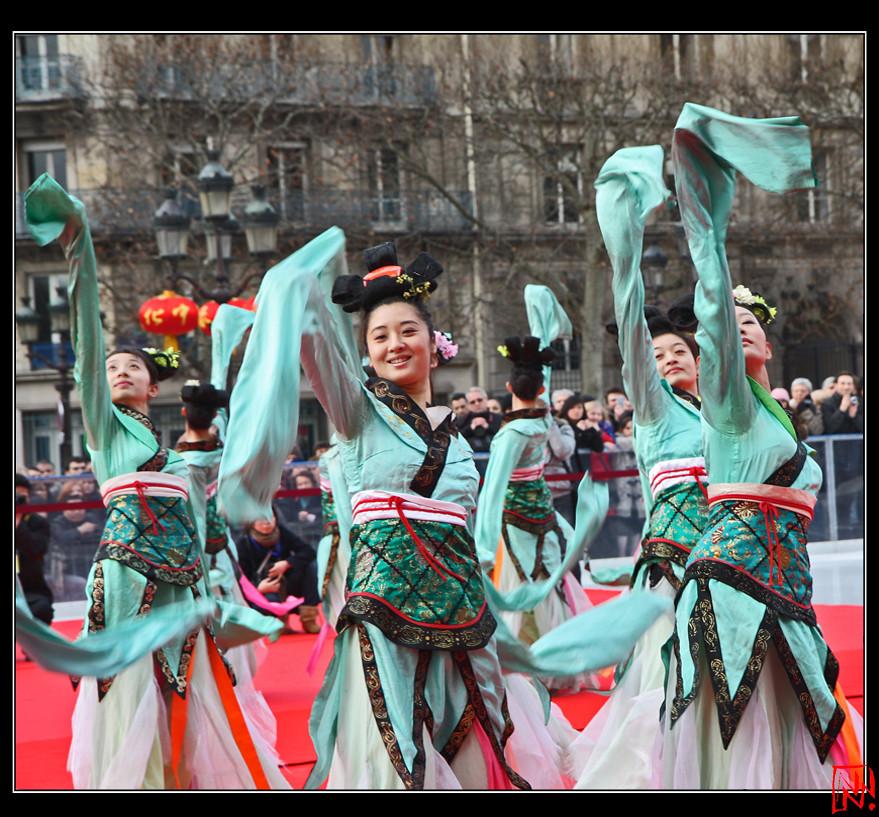 Le nouvel an chinois...ŕ Paris 2011,???????...