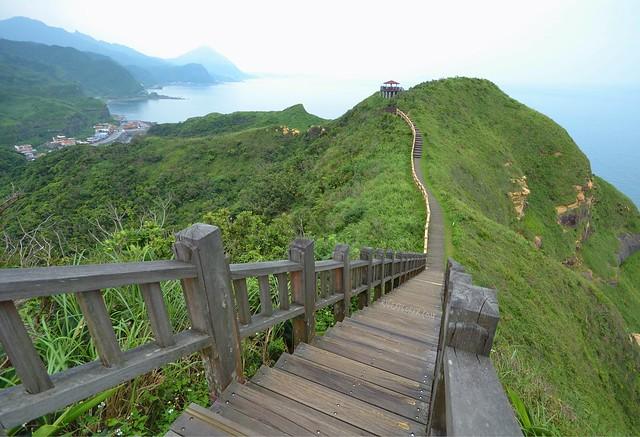 Bitoujiao Cape taiwan itinerary