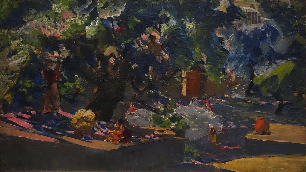Armenian impressionism_13_Arakelian