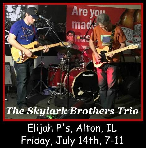 The Skylark Brothers Trio 7-14-17
