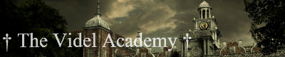 † The Videl Academy † [O/A] banner