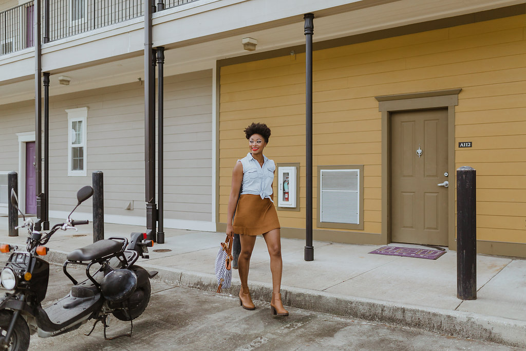 Louisiana street style, the beauty beau