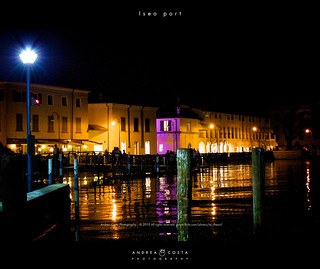 Iseo port