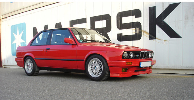 bmw e30 318is m technik 2 kreuzspeiche bbs a photo on. Black Bedroom Furniture Sets. Home Design Ideas