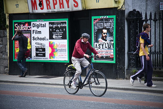 Dublin Cycle Chic - Flat Cap