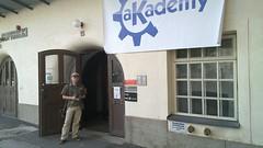 aKademy is starting