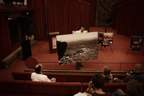 Taliesin West Theater by Juli Kearns (Idyllopus)