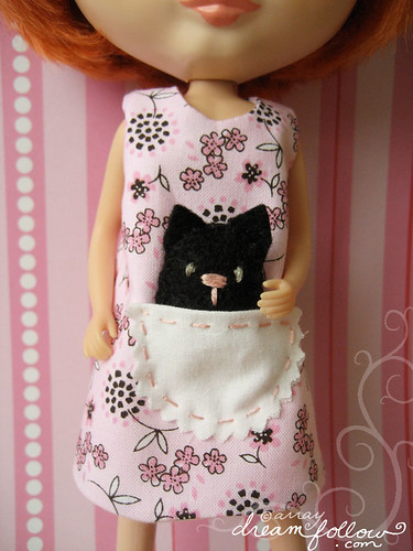 Kitty Pocket dress