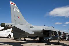 ZG501 - P72 - Royal Air Force - British Aerospace Harrier GR9 - 100704 - Waddington - Steven Gray - IMG_6330