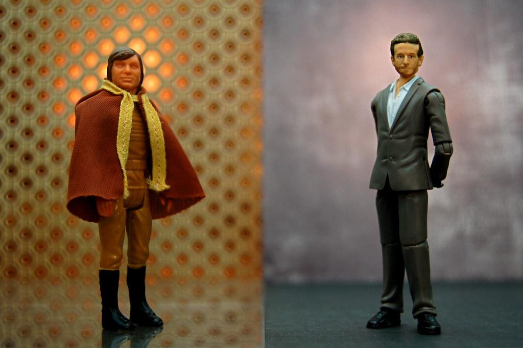 "Lieutenant Starbuck vs. Templeton ""Faceman"" Peck (189/365)"