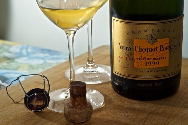 1990 Veuve Clicquot Ponsardin Vintage Reserve