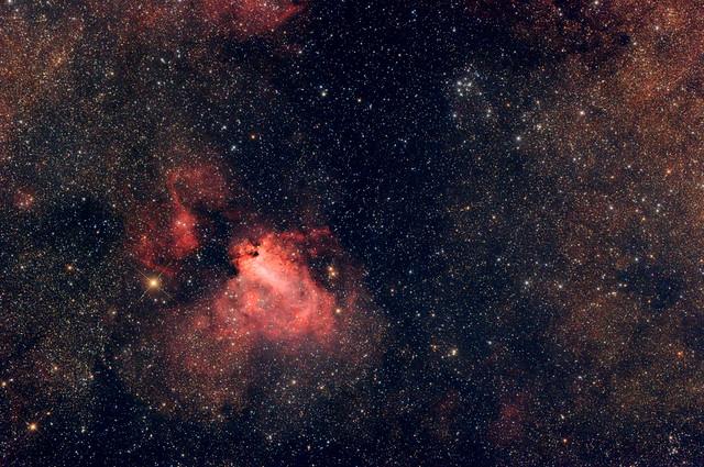 founder of omega swan nebula - photo #1