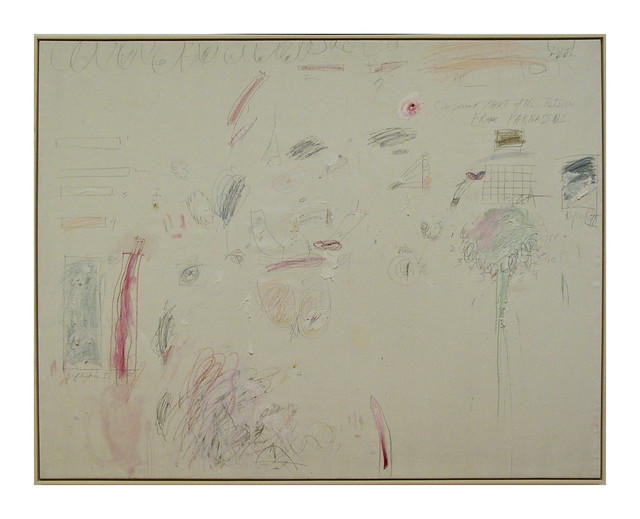 Cy Twombly Blackboard Paintings Price