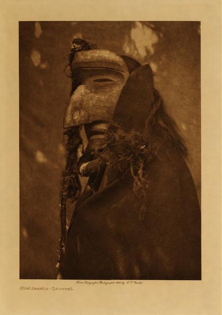 Nuhlimahla (Qagyuhl), by Edward S. Curtis 1914