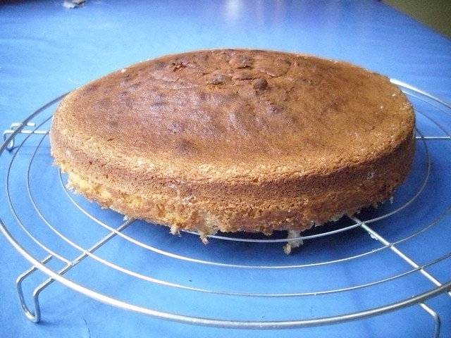 Gateau De Savoie Pour Nude Cake