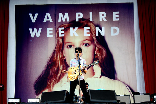 Ezra Koenig, Vampire Weekend