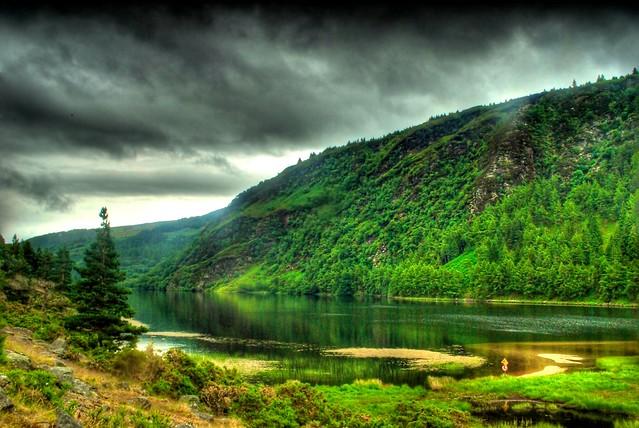 Glendalough HDR