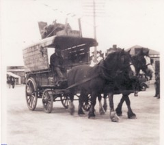 Coleman's Delivery Wagon