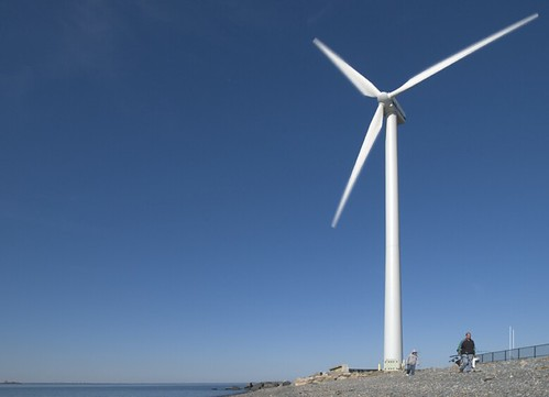 Wind Energy Turbine Project in Hull, MA