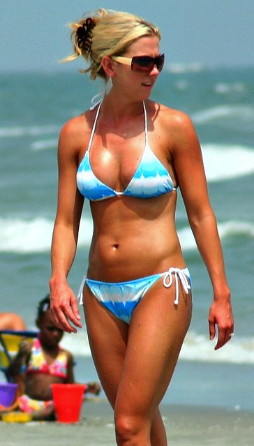 Baby Blue Bikini 94