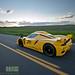 Enzo XX Rear Motion by Mike Boldt