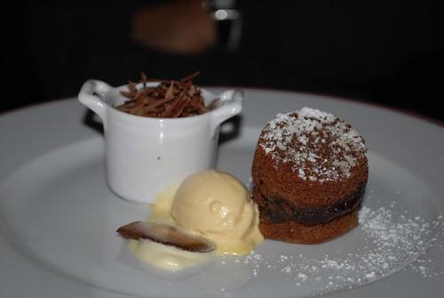 Torta di cioccolato - The Grill, Grossi Florentino AUD18