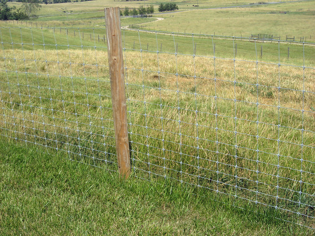 Stay Tuff Fence Mfg Inc. - High Tensile Woven Wire Fence and Fence