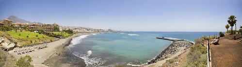 Playa de la Enramada, Adeje