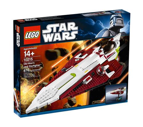 10215 Obi-Wan's Jedi Starfighter - 9