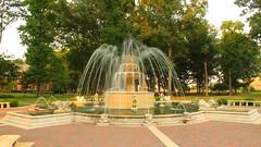 203/365 - Regent University Fountain