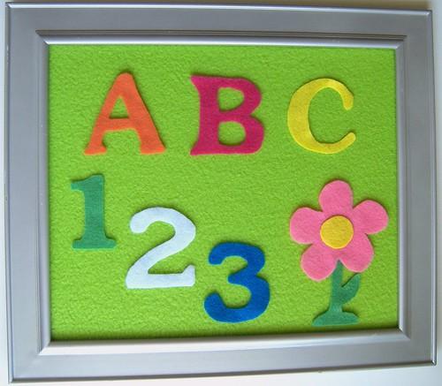 Pecan sandies blog page 4 of 10 pecan sandies for Flannel board letters