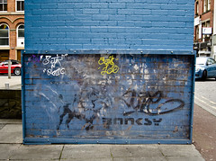 Manchester Graffiti: Banksy