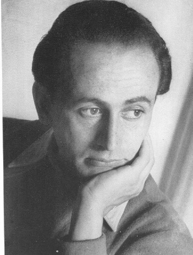 Paul Celan (1920-1970) by Patrick Chartrain