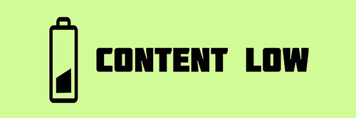 content low