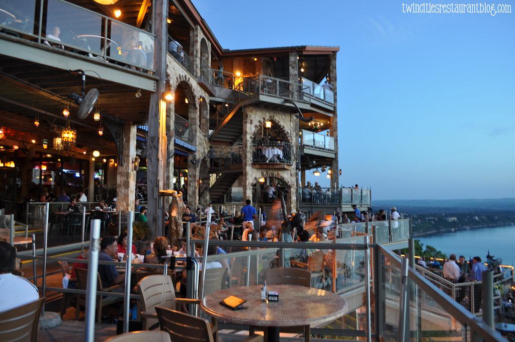 Oasis Restaurant And Bar Austin