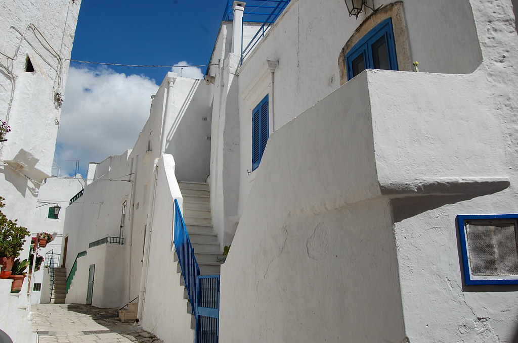 the white city of Ostuni