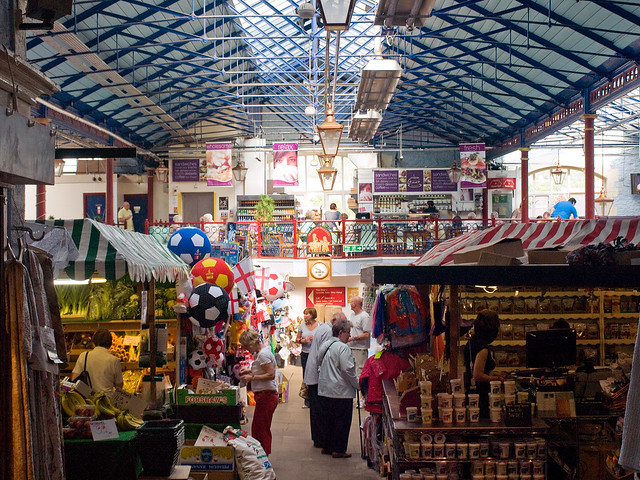 Durham Indoor Markets