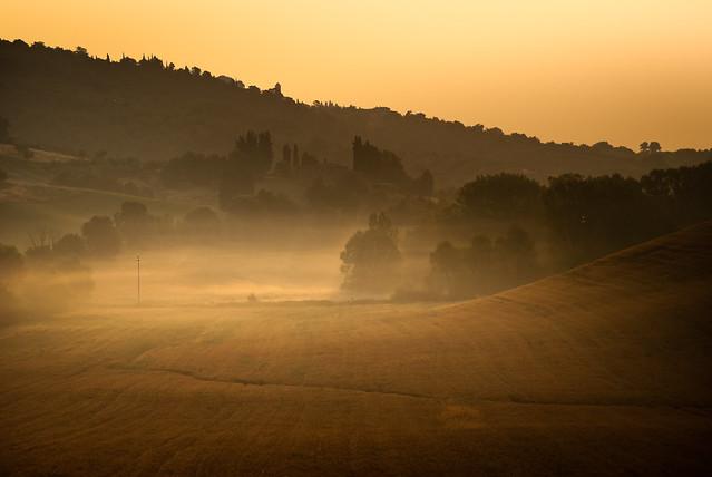Italy - Tuscany - Val d'Orcia [1]