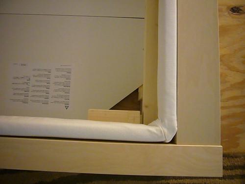 Ikea hack malm w storage boxspring heath the b l t boys - Malm storage bed instructions ...