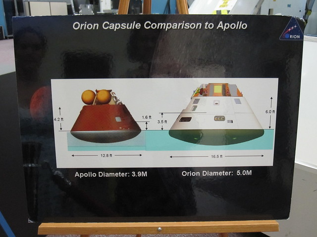 space shuttle compared to orion - photo #30