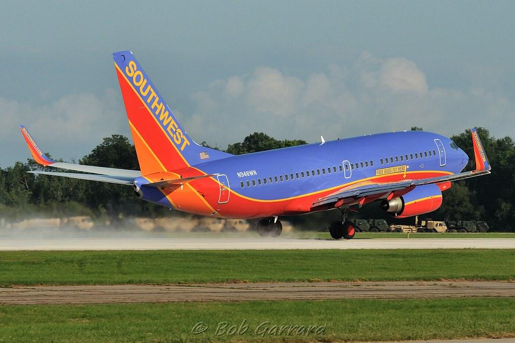 c05d3b59e5 ... Southwest Airlines 737