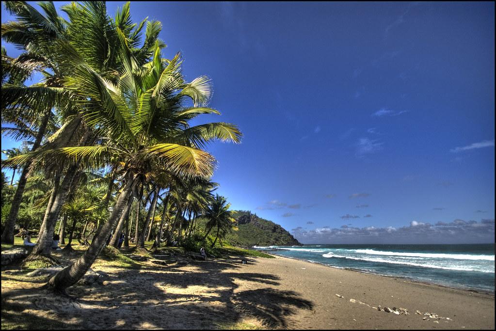 Playa Isla reunión