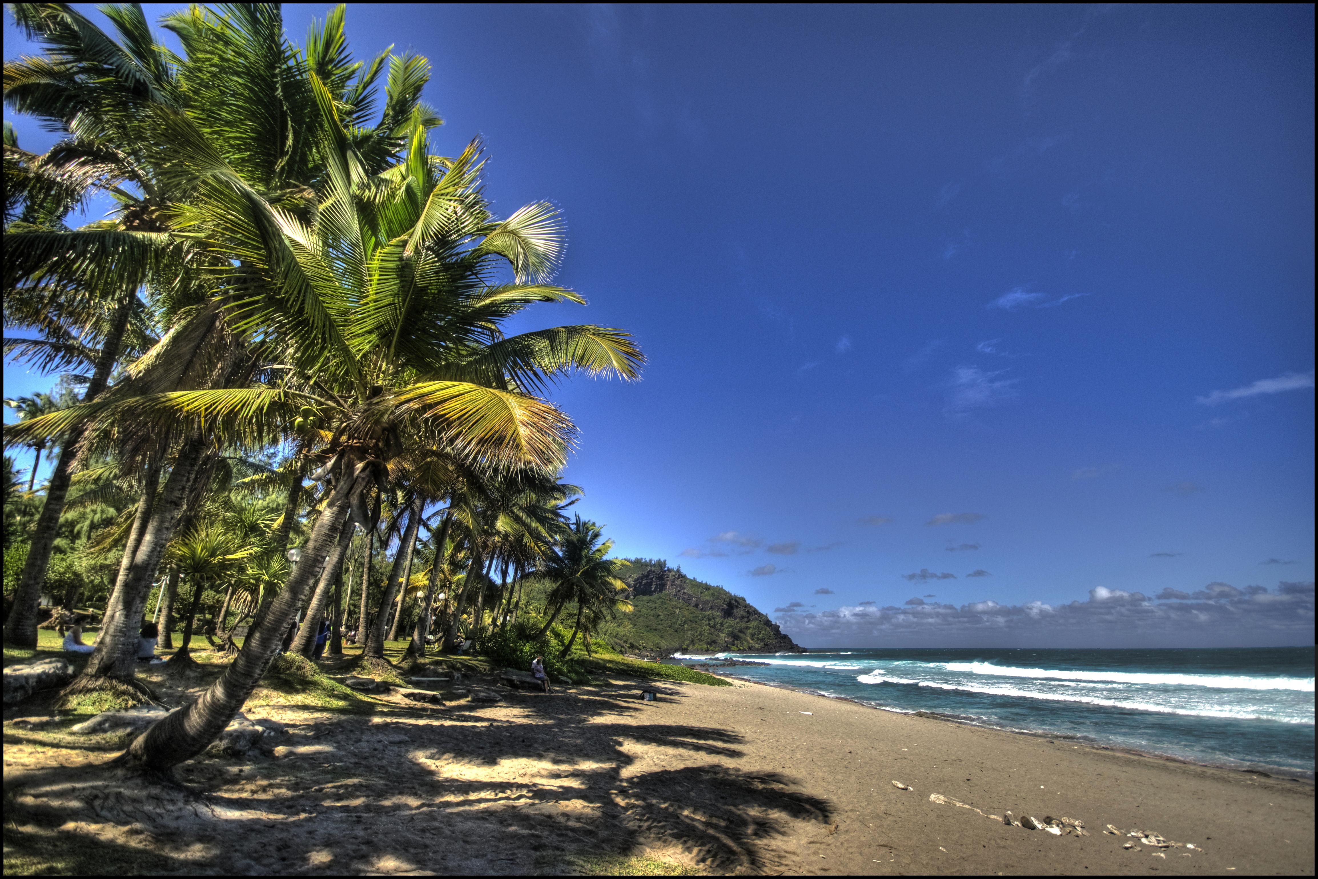 La Reunion Island Beaches