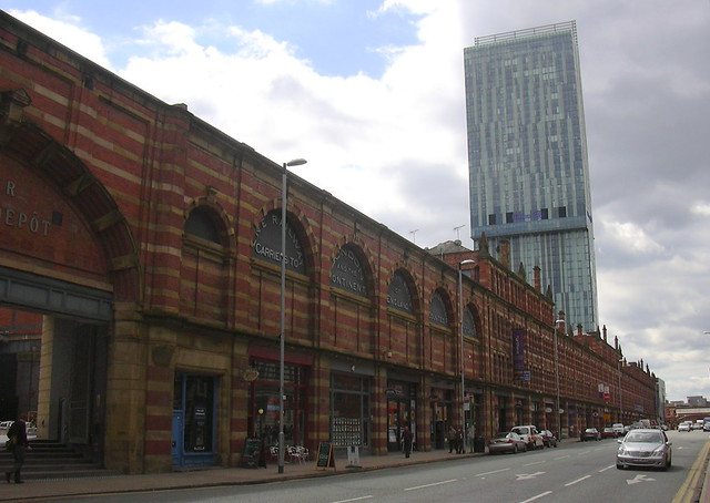 Great Northern Warehouse  And  Car Park