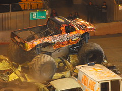 automobile, vehicle, dirt track racing, off road racing, motorsport, off-roading, monster truck, race track,